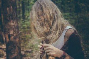 クセ毛の原因